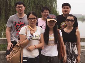 锐仕方达长沙公司同事赴千年古镇靖港古镇2日游