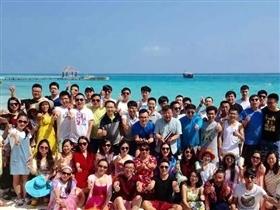 锐仕方达VP环球旅行之马尔代夫罗马岛