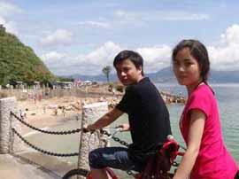 锐仕方达广州分公司团队夏季海滩2日游(图)