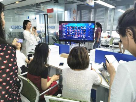 """銳仕方達寧波分公司成功舉辦首屆""""王者榮耀爭霸賽"""""""