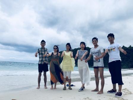 锐仕方达西南大区VP之旅  精英猎头齐聚菲律宾长滩岛