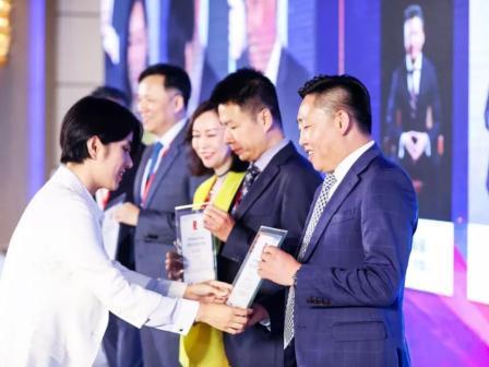 銳仕方達集團岳秀哲先生被授予2018-2019年度商業領袖稱號